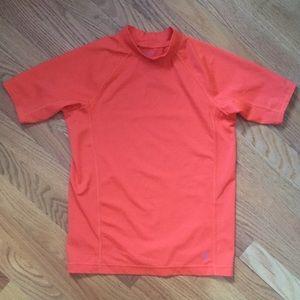 Boys swim shirt size 10/12